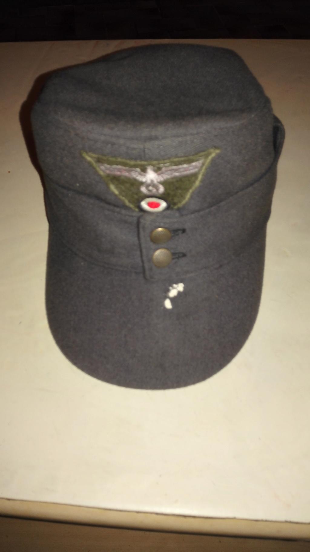 Plusieurs calots , bérets et casquettes à identifier  Img_2115