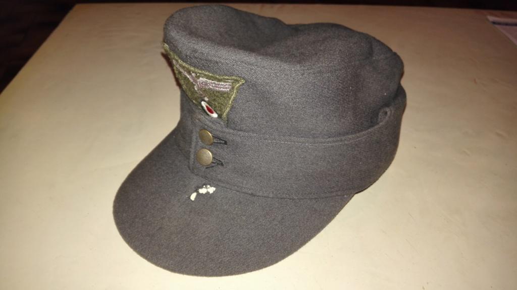 Plusieurs calots , bérets et casquettes à identifier  Img_2116