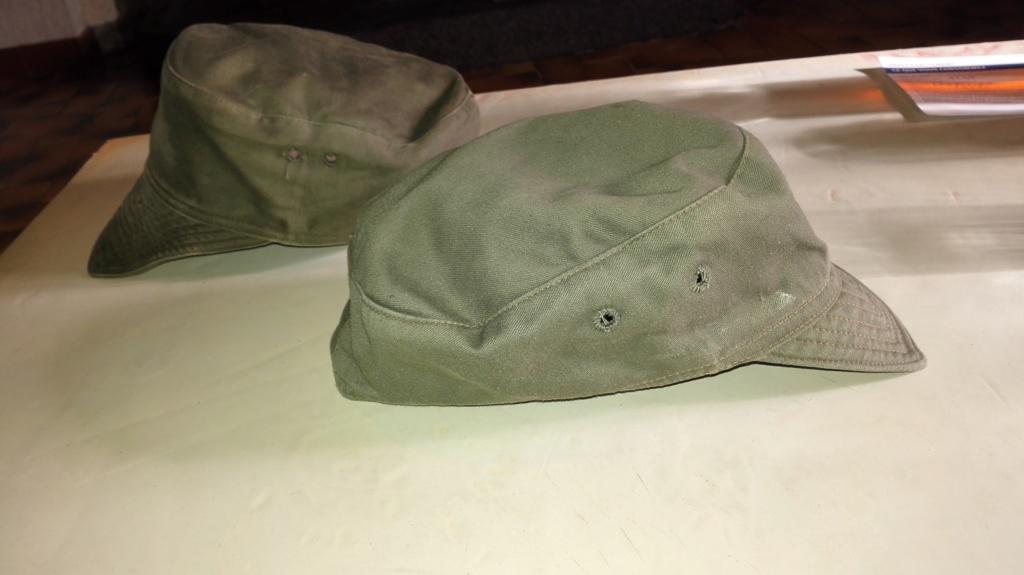 Plusieurs calots , bérets et casquettes à identifier  Img_2121