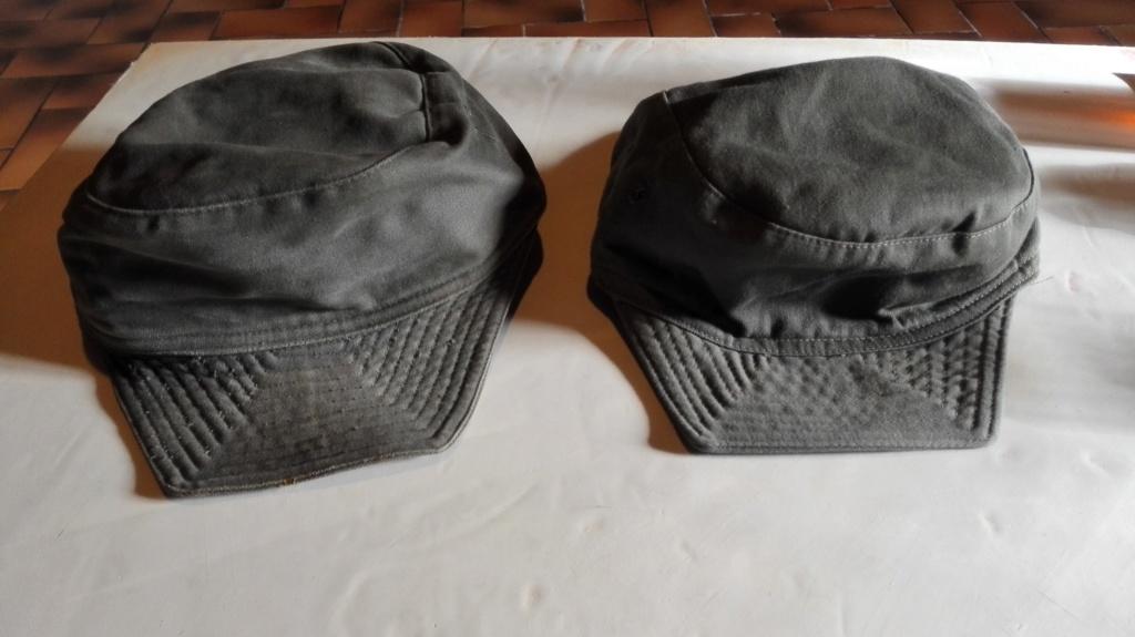 Plusieurs calots , bérets et casquettes à identifier  Img_2122