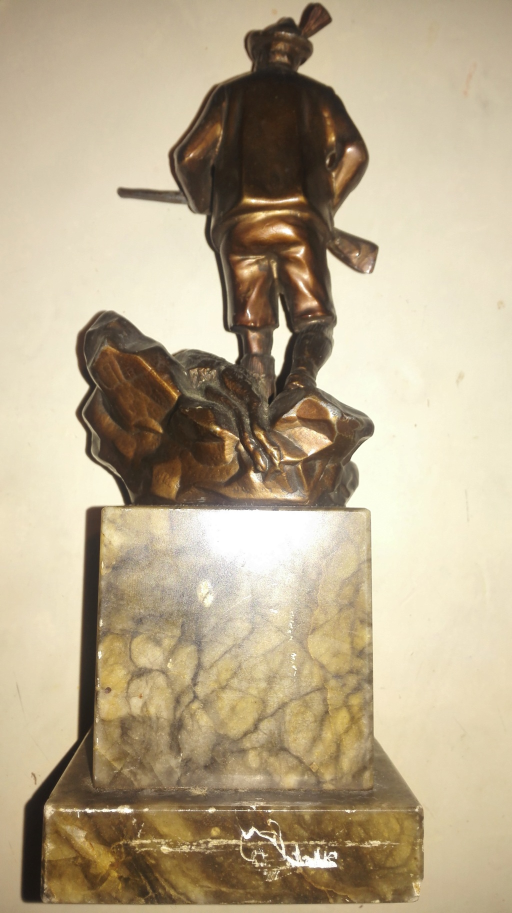 Récompense , trophée chasse?   Berlin 1936 Img_2221