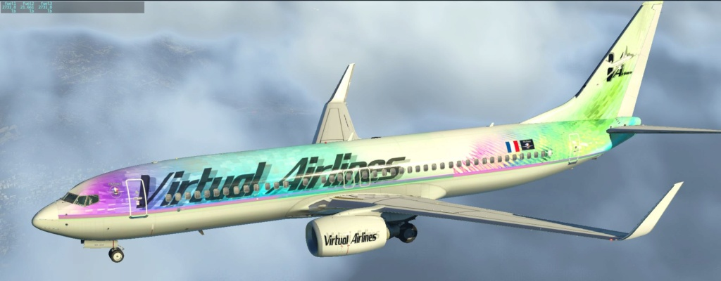 Virtual Airlines texture Aa10