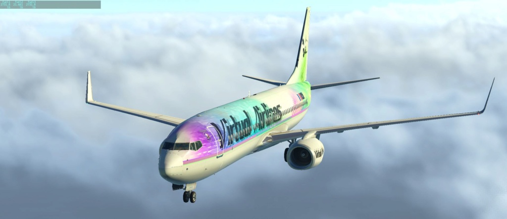 Virtual Airlines texture Cc10