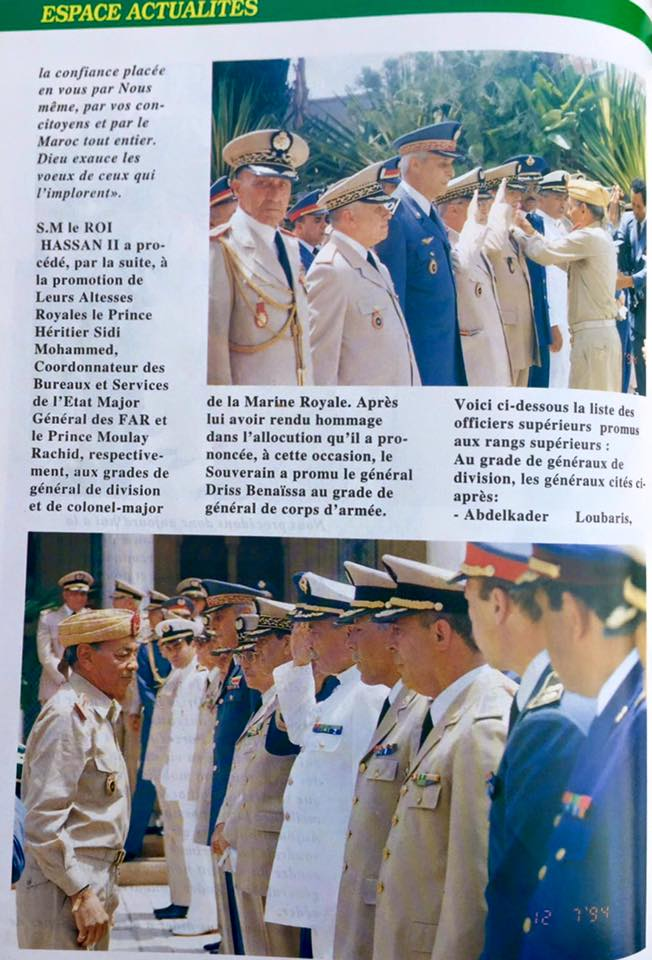 Les généraux de Sa Majesté - Page 9 1410