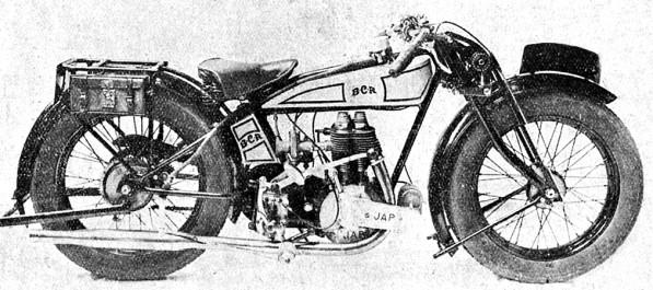 Histoire d'une marque d'avant-guerre - B.C.R. 1925-b12