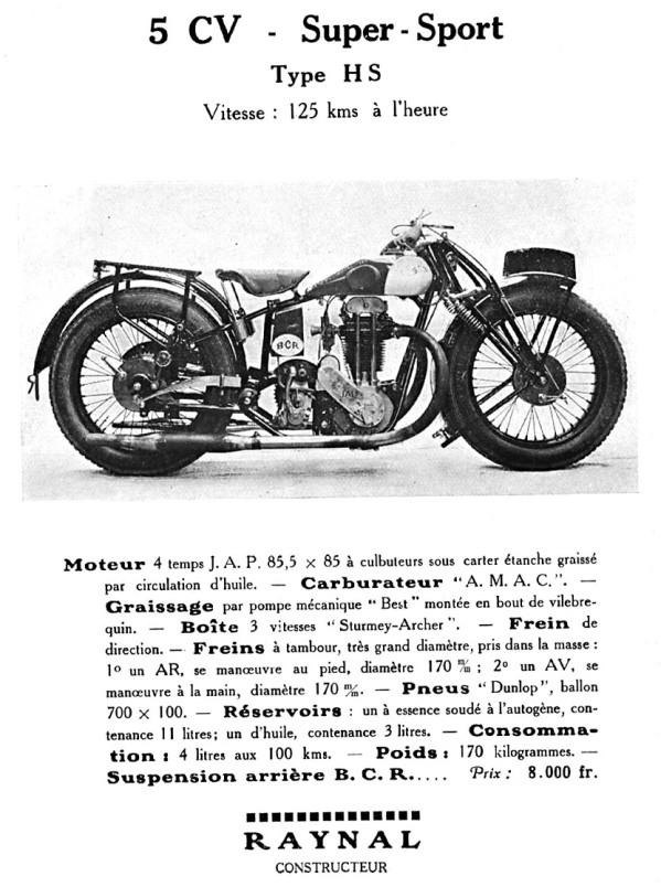 Histoire d'une marque d'avant-guerre - B.C.R. 1929-b15
