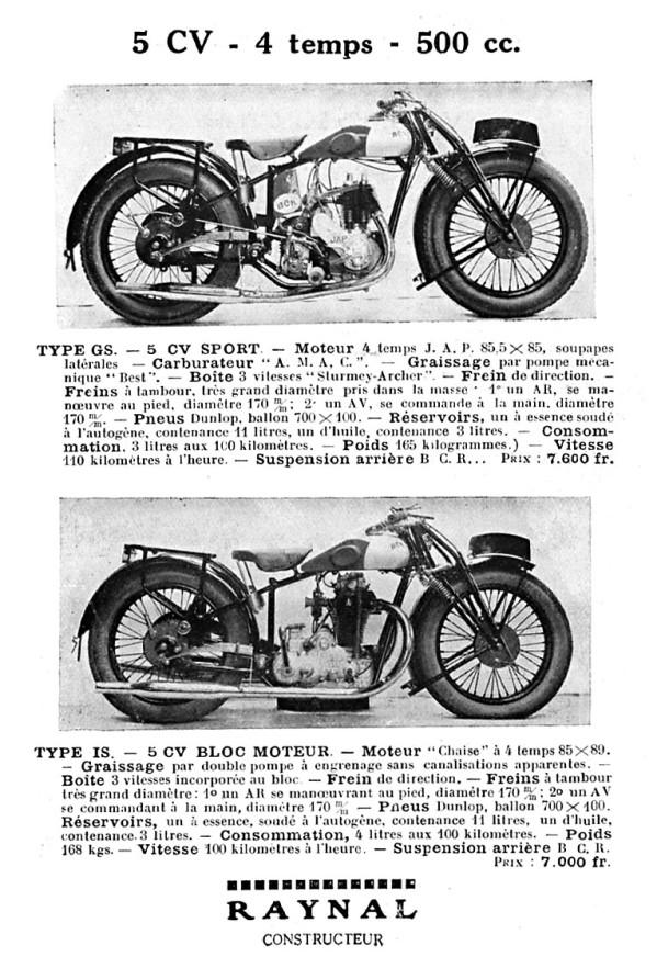 Histoire d'une marque d'avant-guerre - B.C.R. 1929-b18