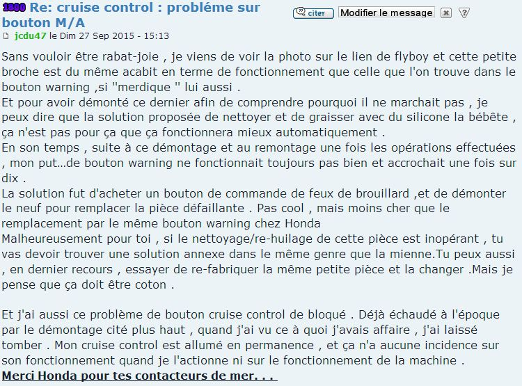 cruise control : probléme sur bouton M/A - Page 2 2018-459