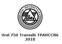 Side-car Ural TranSib et gamme 2019 2018-565