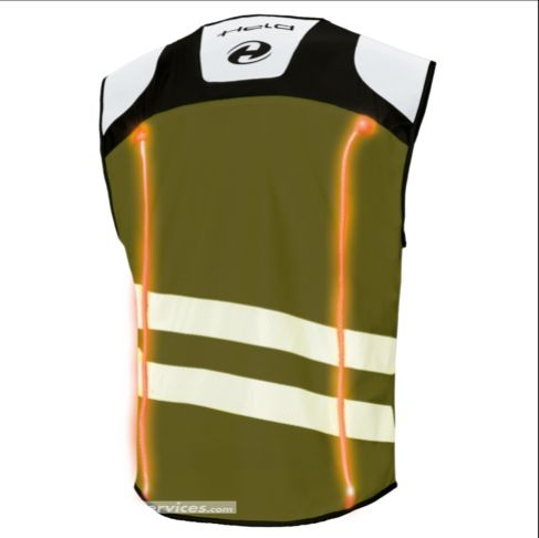 Held Flashlight Led : Le gilet jaune révolutionnaire 2018-701