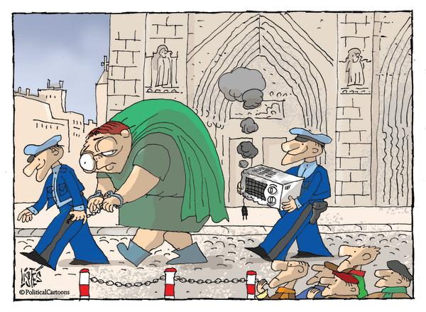 Dessin remarquable de la Revue de Presque qui Cartoone - Page 4 22451511