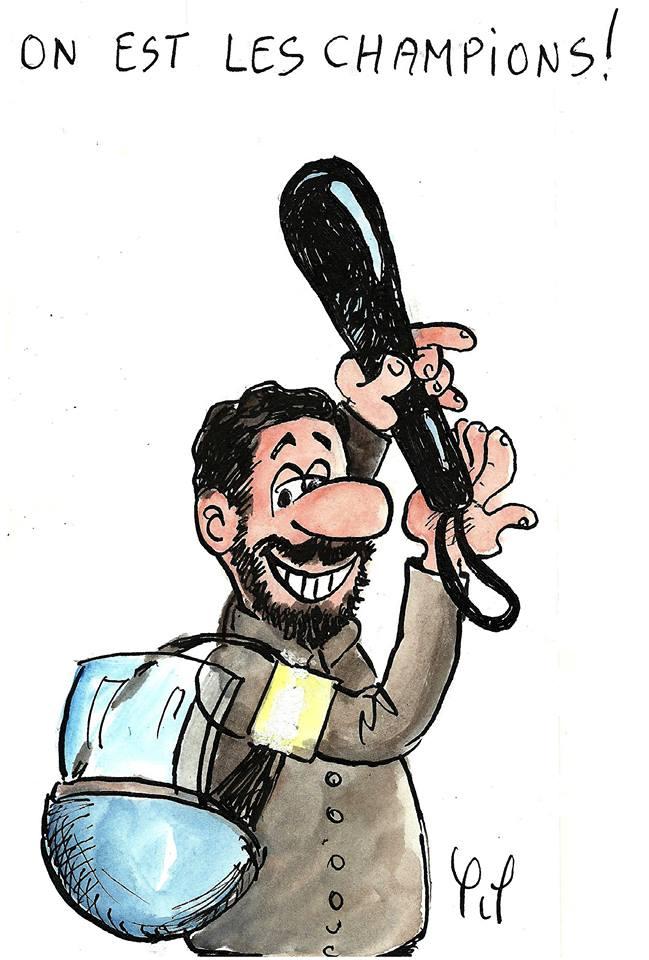 Actu en dessins de presse - Attention: Quelques minutes pour télécharger - Page 15 37701910