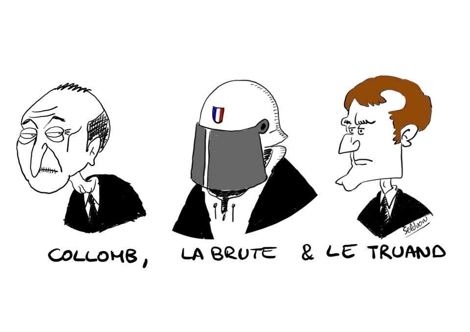 Dessin remarquable de la Revue de Presque qui Cartoone - Page 32 37704812