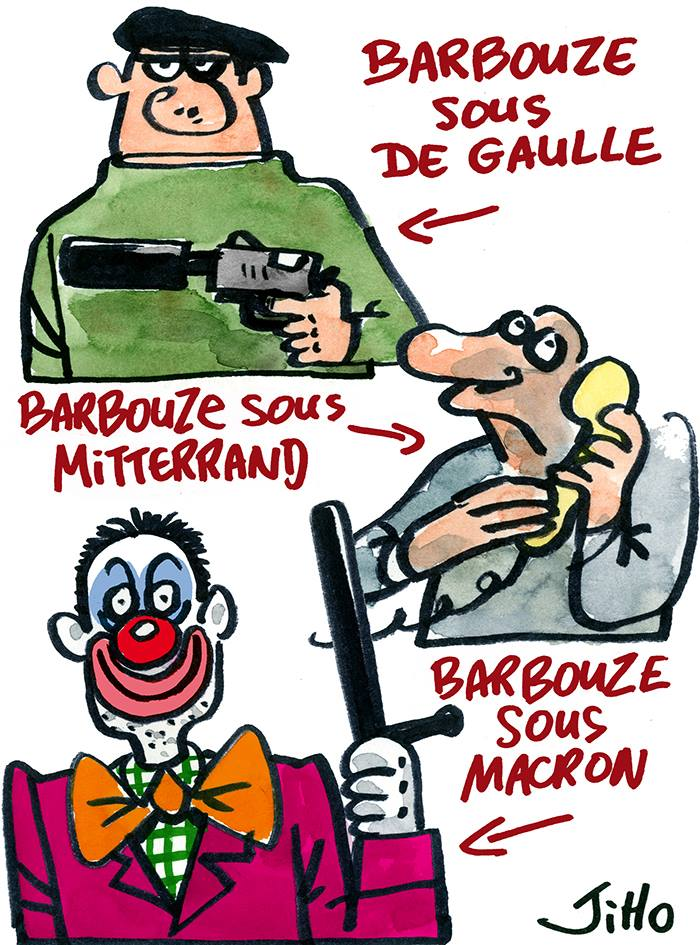 Dessin remarquable de la Revue de Presque qui Cartoone - Page 31 37974611
