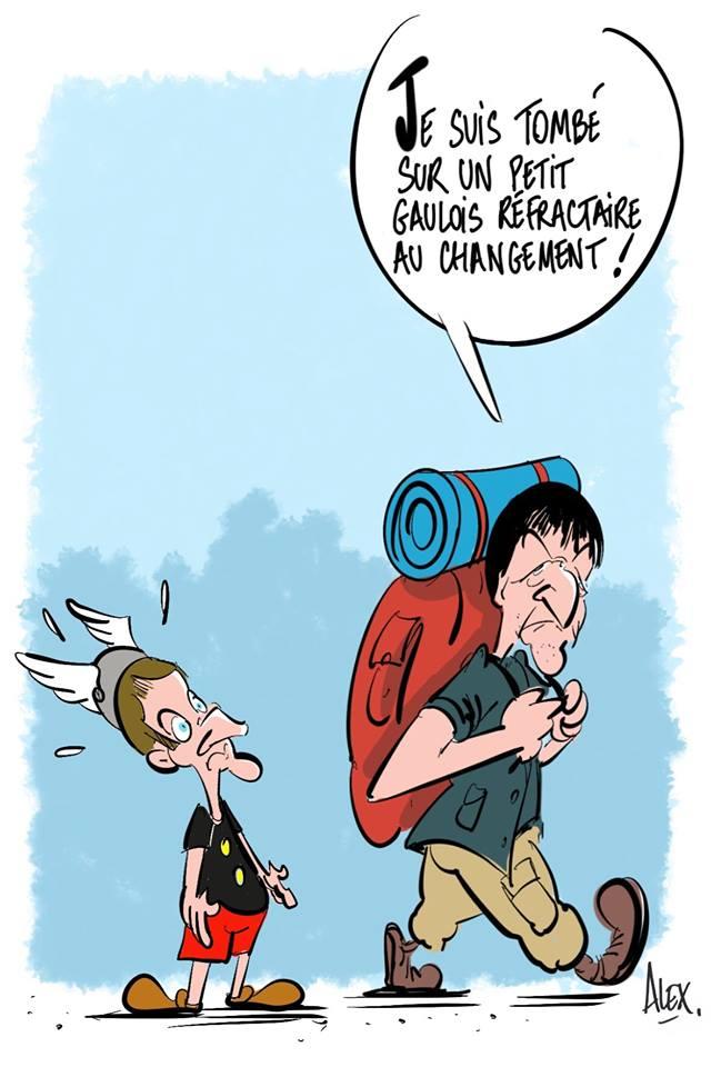Dessin remarquable de la Revue de Presque qui Cartoone - Page 31 40401410