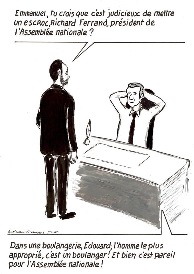 Actu en dessins de presse - Attention: Quelques minutes pour télécharger - Page 16 40803310