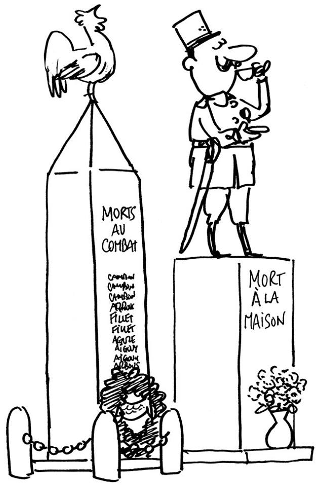 Dessin remarquable de la Revue de Presque qui Cartoone - Page 33 46062510