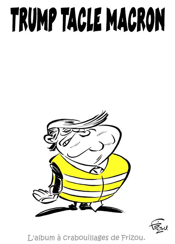 Dessin remarquable de la Revue de Presque qui Cartoone 46086911