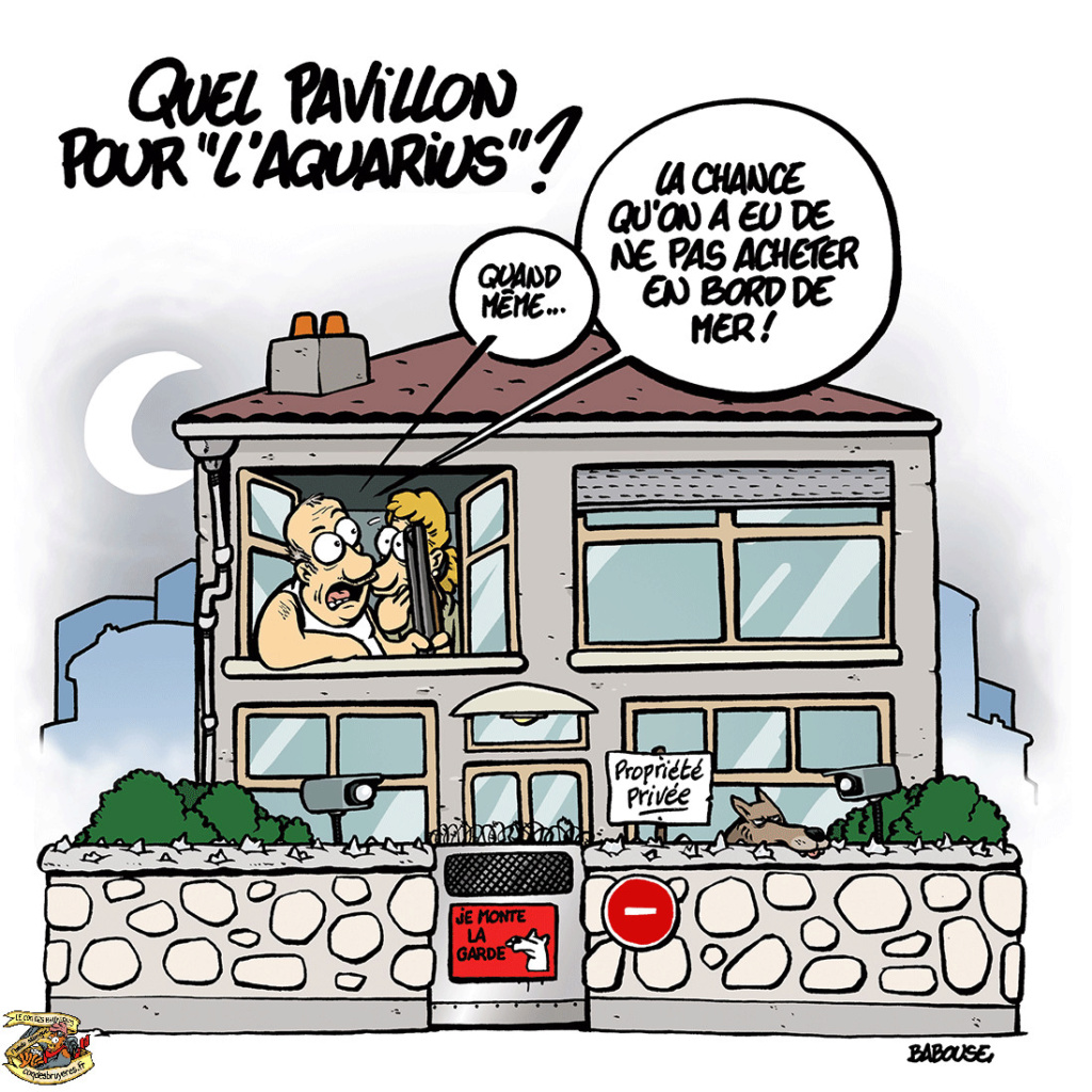 Actu en dessins de presse - Attention: Quelques minutes pour télécharger - Page 16 Babous24