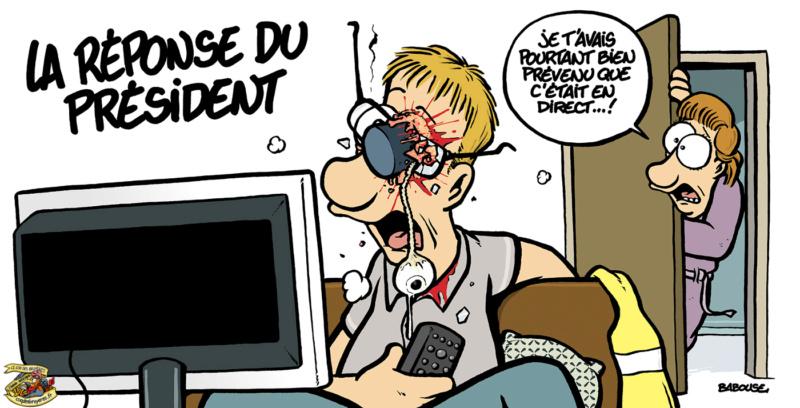 Actu en dessins de presse - Attention: Quelques minutes pour télécharger - Page 18 Babous65