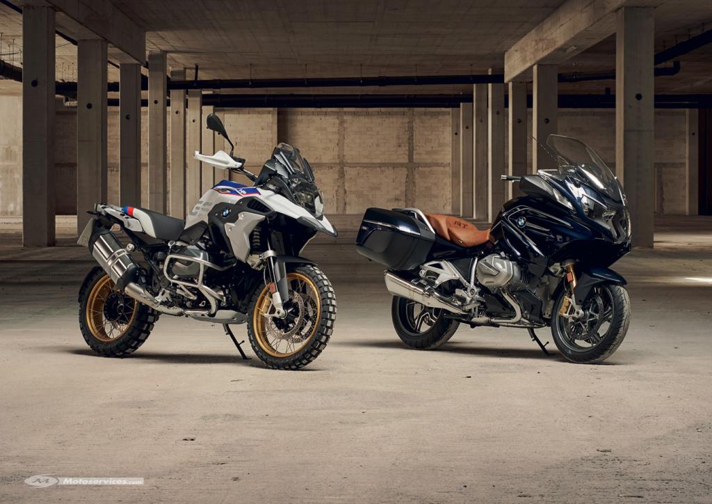 BMW R 1250 GS et RT 2019 : officiellement dévoilées ! Bmw-r-10