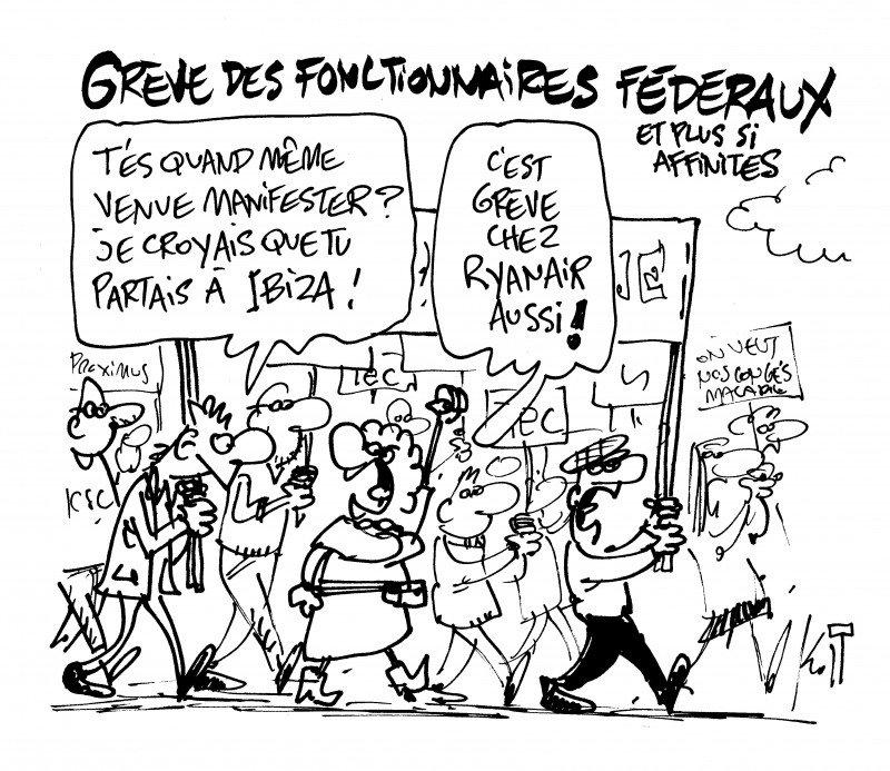 Dessin remarquable de la Revue de Presque qui Cartoone - Page 32 Domso510