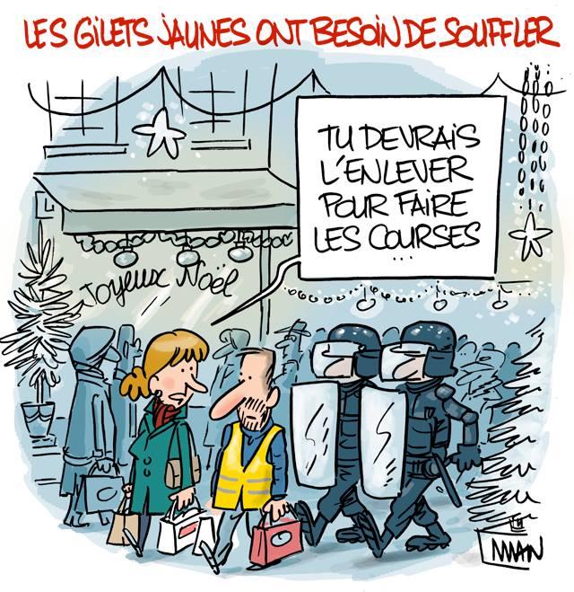 Dessin remarquable de la Revue de Presque qui Cartoone Du7roh10