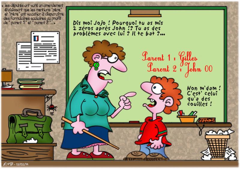 Actu en dessins de presse - Attention: Quelques minutes pour télécharger - Page 17 Ecole-11