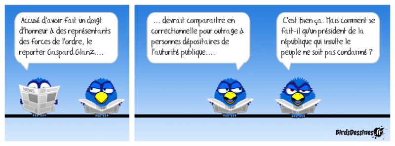 Dessin remarquable de la Revue de Presque qui Cartoone - Page 4 Gaver240