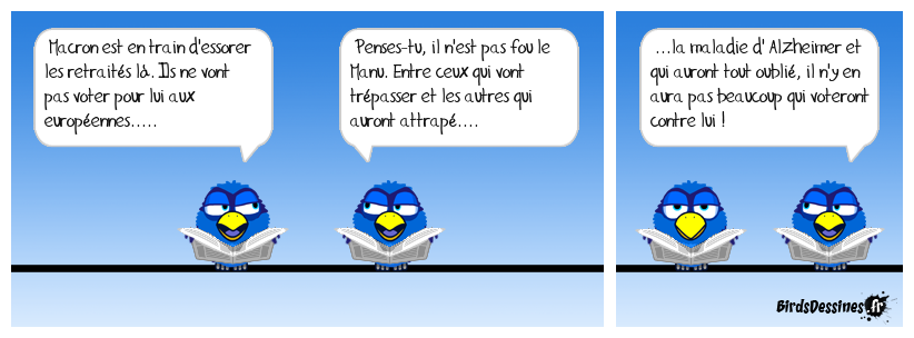 Dessin remarquable de la Revue de Presque qui Cartoone - Page 32 Gavera95