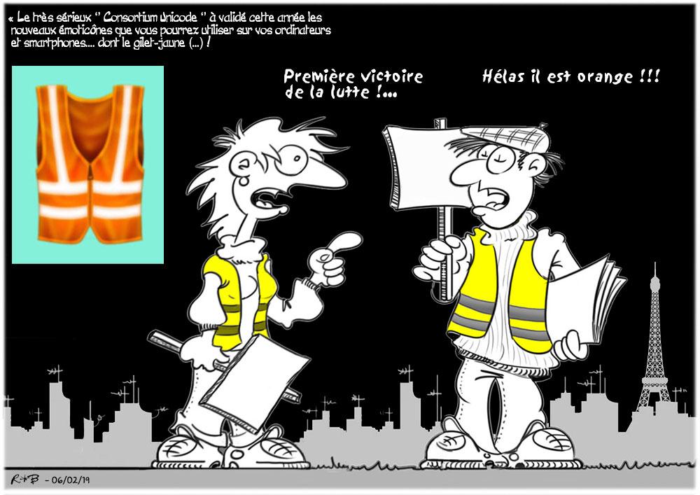 Actu en dessins de presse - Attention: Quelques minutes pour télécharger - Page 17 Gj-emo10