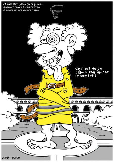 Actu en dessins de presse - Attention: Quelques minutes pour télécharger - Page 17 Jaune-11