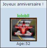 Joyeux anniversaire aujourd'hui à ... - Page 31 Lolobi10