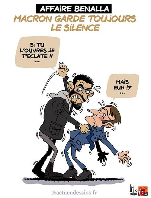 Actu en dessins de presse - Attention: Quelques minutes pour télécharger - Page 15 Macron23