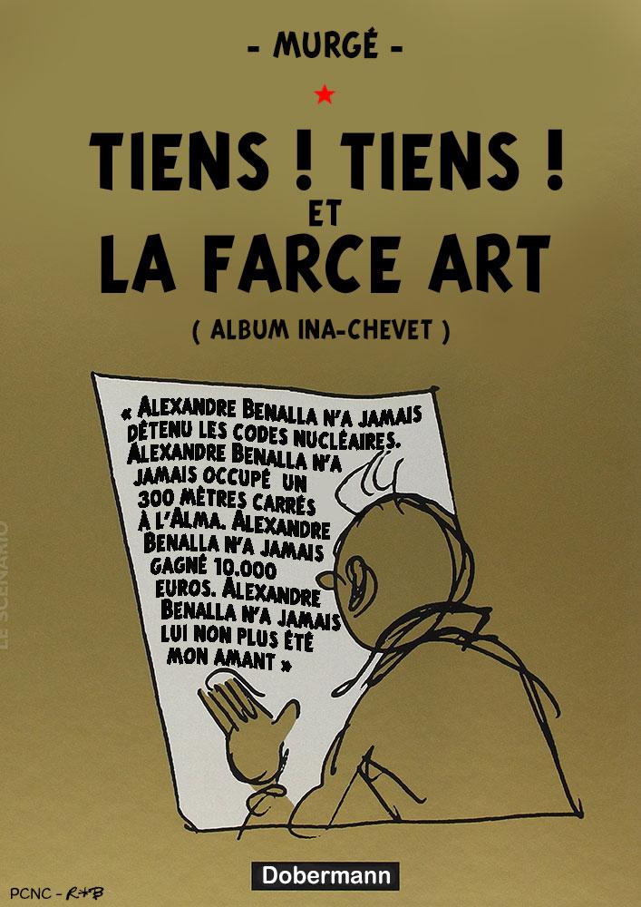 Actu en dessins de presse - Attention: Quelques minutes pour télécharger - Page 15 Macron25