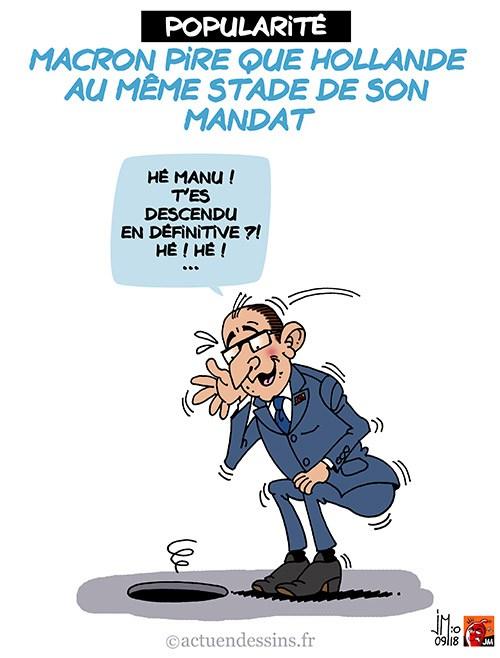 Actu en dessins de presse - Attention: Quelques minutes pour télécharger - Page 16 Macron32