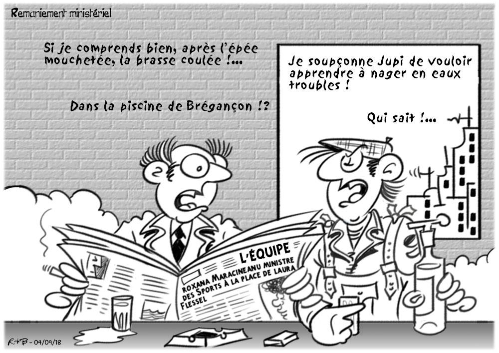 Actu en dessins de presse - Attention: Quelques minutes pour télécharger - Page 16 Macron35