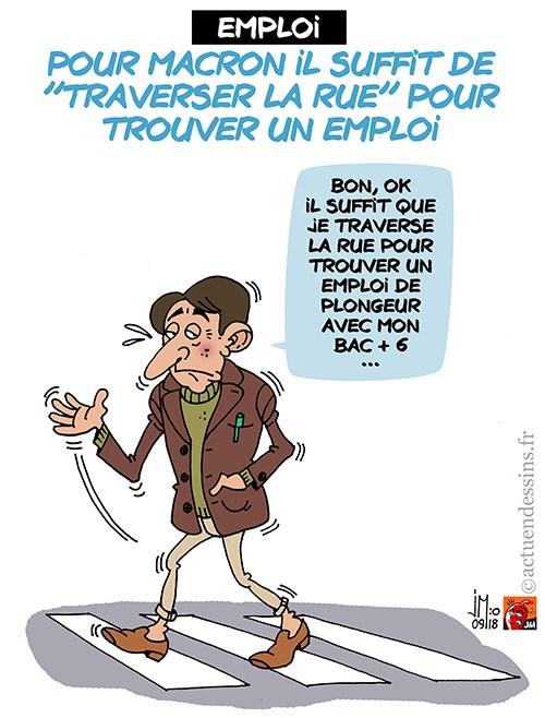 Actu en dessins de presse - Attention: Quelques minutes pour télécharger - Page 16 Macron36