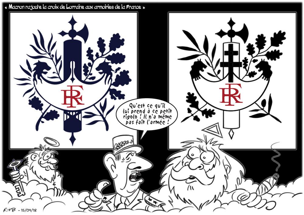 Actu en dessins de presse - Attention: Quelques minutes pour télécharger - Page 16 Macron37