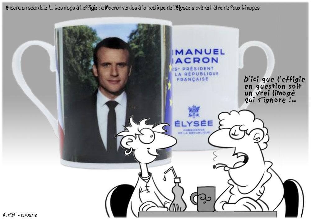 Actu en dessins de presse - Attention: Quelques minutes pour télécharger - Page 16 Macron39