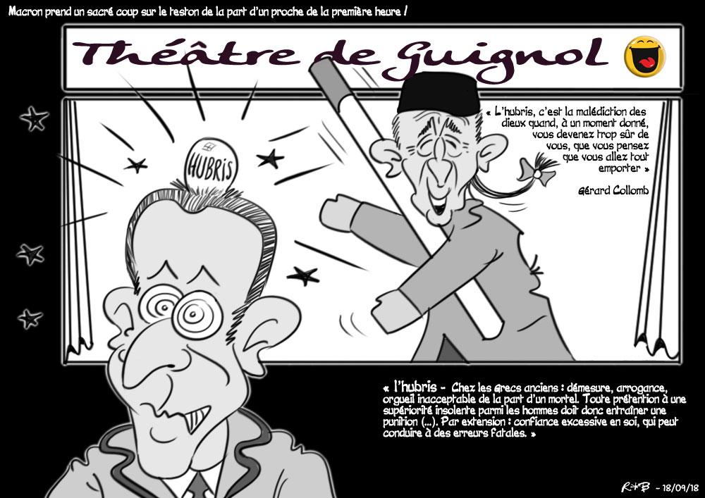 Actu en dessins de presse - Attention: Quelques minutes pour télécharger - Page 16 Macron41