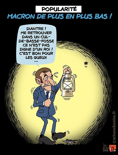 Actu en dessins de presse - Attention: Quelques minutes pour télécharger - Page 16 Macron44