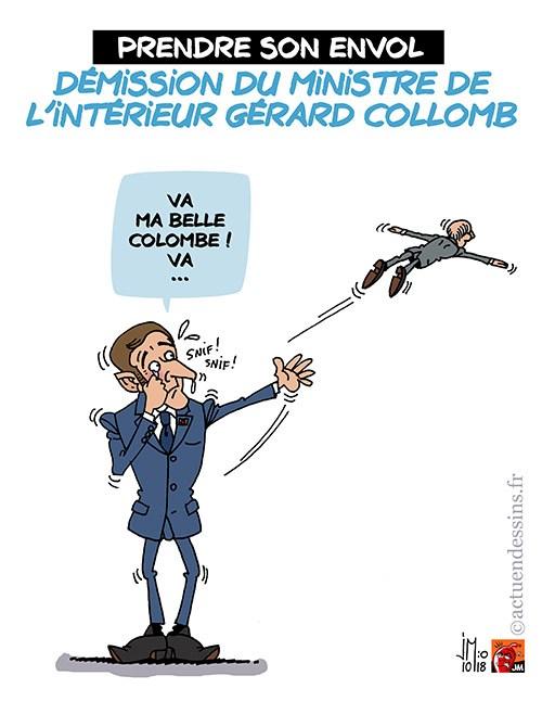 Actu en dessins de presse - Attention: Quelques minutes pour télécharger - Page 16 Macron49