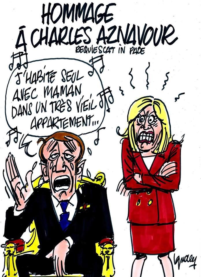 Actu en dessins de presse - Attention: Quelques minutes pour télécharger - Page 16 Macron50