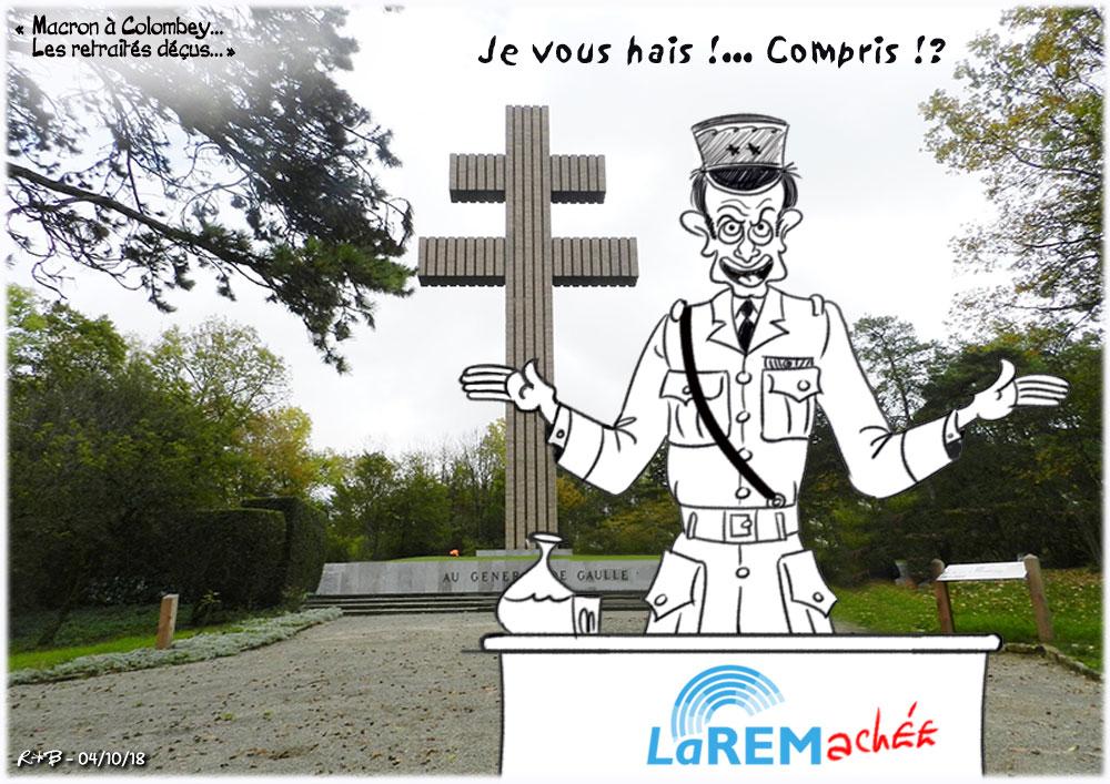 Actu en dessins de presse - Attention: Quelques minutes pour télécharger - Page 16 Macron51