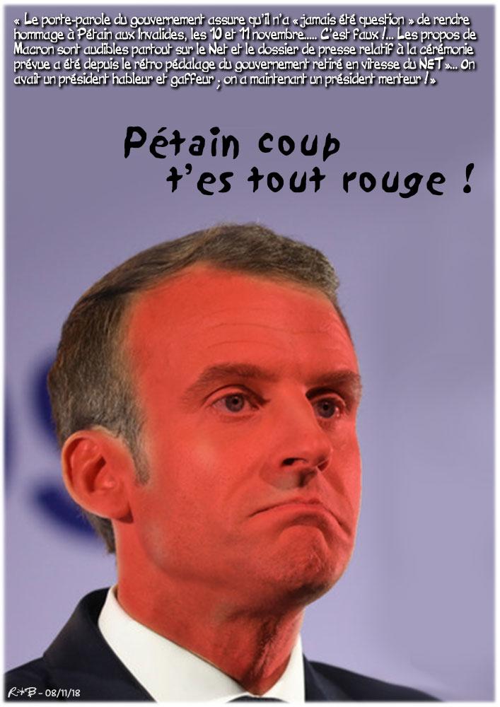 Actu en dessins de presse - Attention: Quelques minutes pour télécharger - Page 16 Macron56