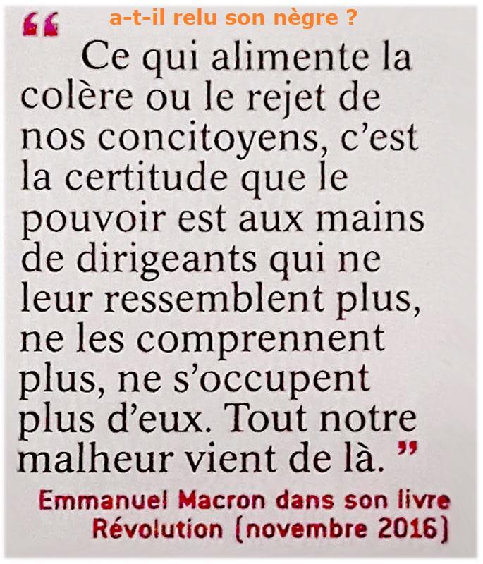 Dessin remarquable de la Revue de Presque qui Cartoone Macron69