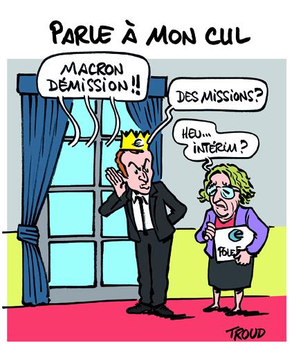 Actu en dessins de presse - Attention: Quelques minutes pour télécharger - Page 17 Macron70