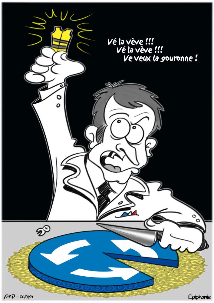 Actu en dessins de presse - Attention: Quelques minutes pour télécharger - Page 17 Macron74