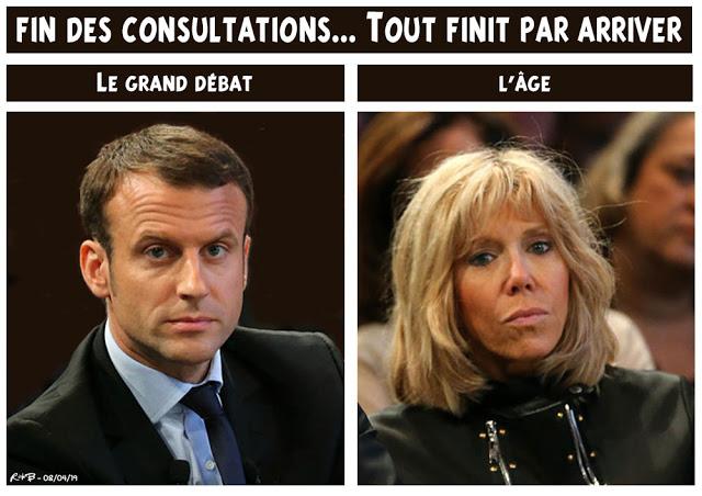 Actu en dessins de presse - Attention: Quelques minutes pour télécharger - Page 18 Macron77